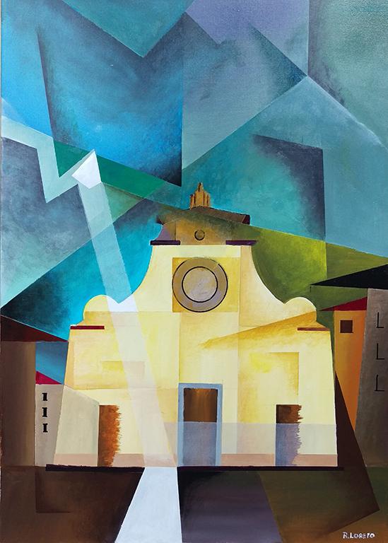 Roberto Loreto, Chiesa di Santo Spirito