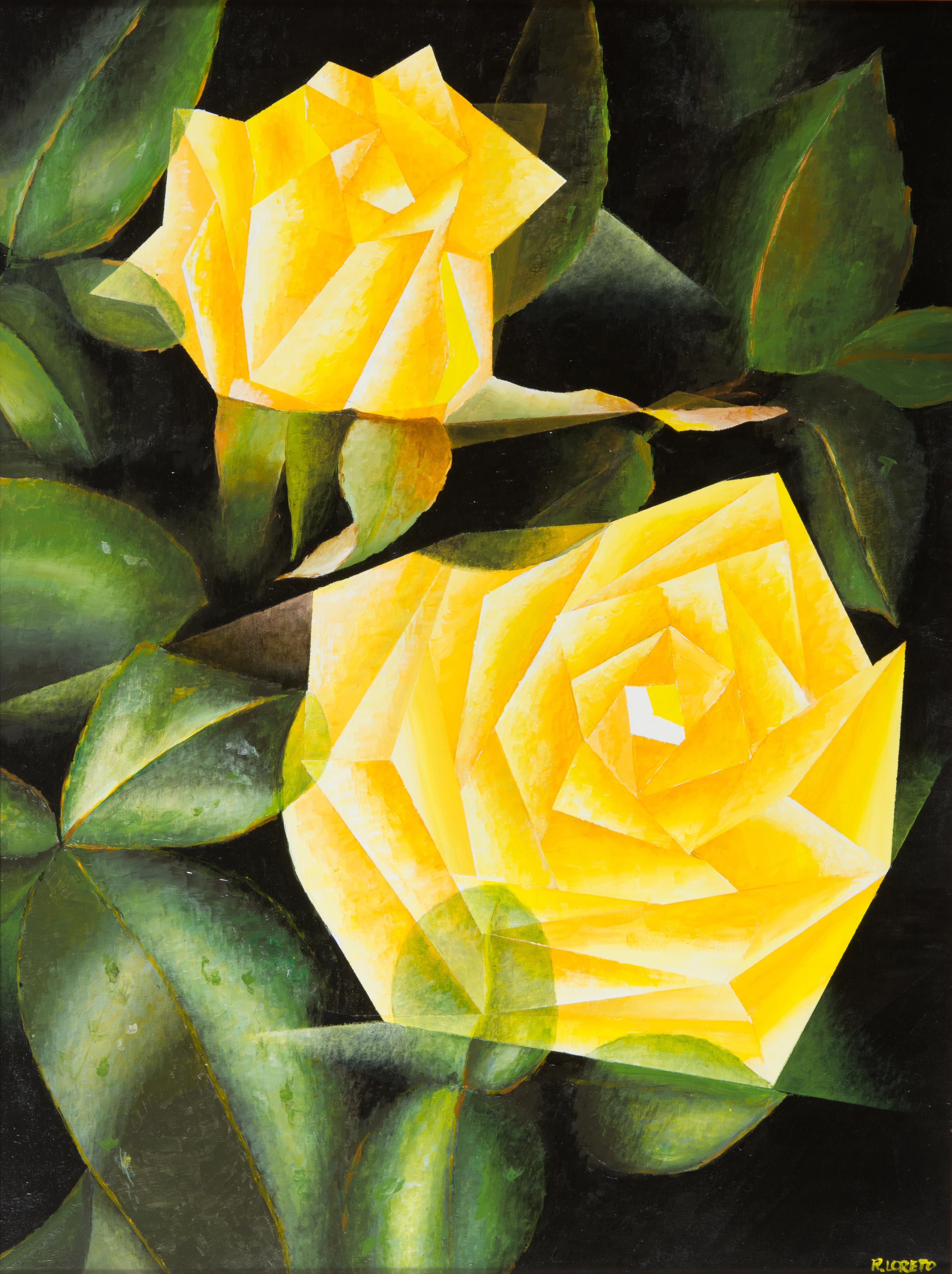 Roberto Loreto, Due Rose Gialle