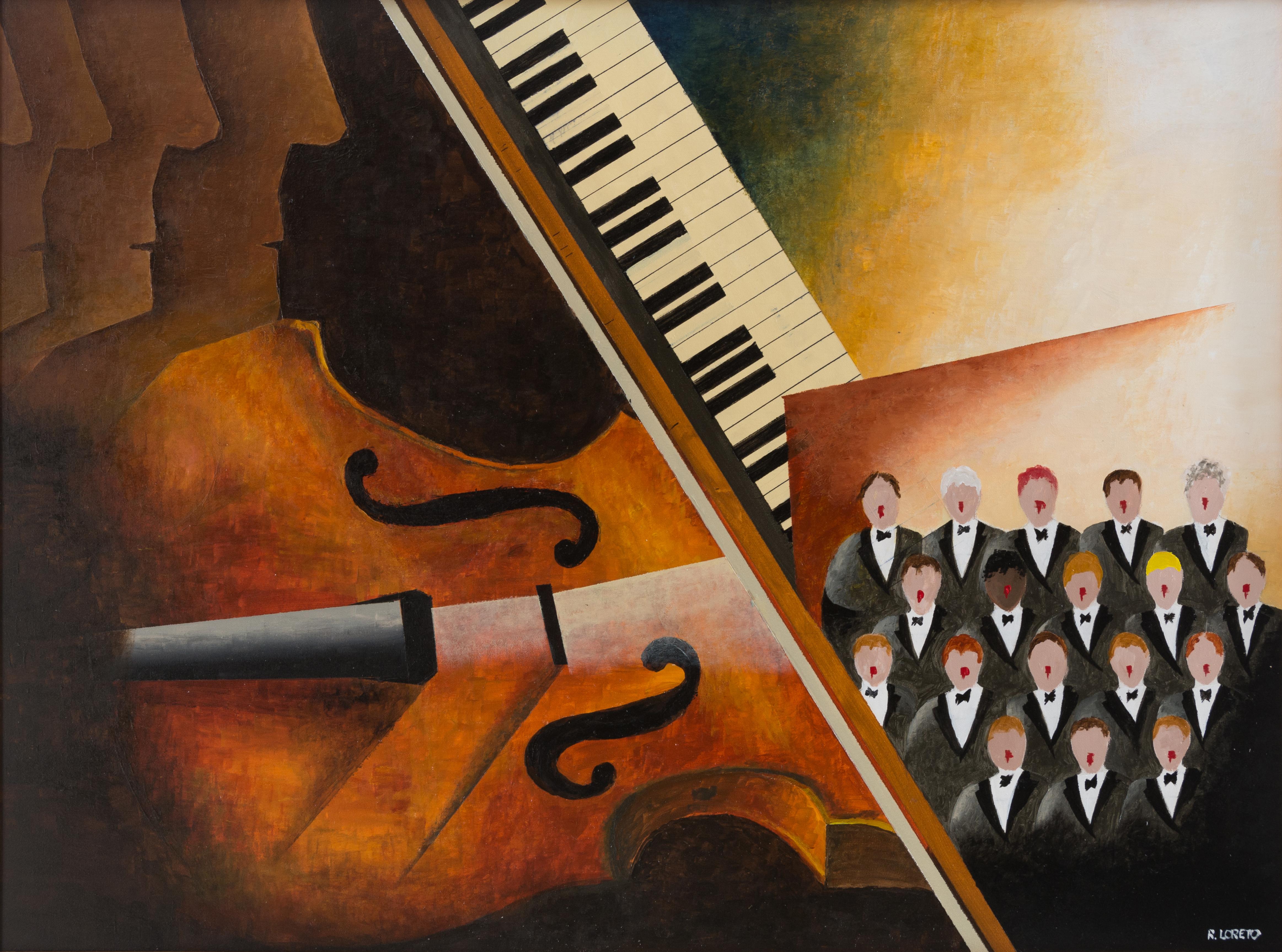 Roberto Loreto, Orchestra e Coro