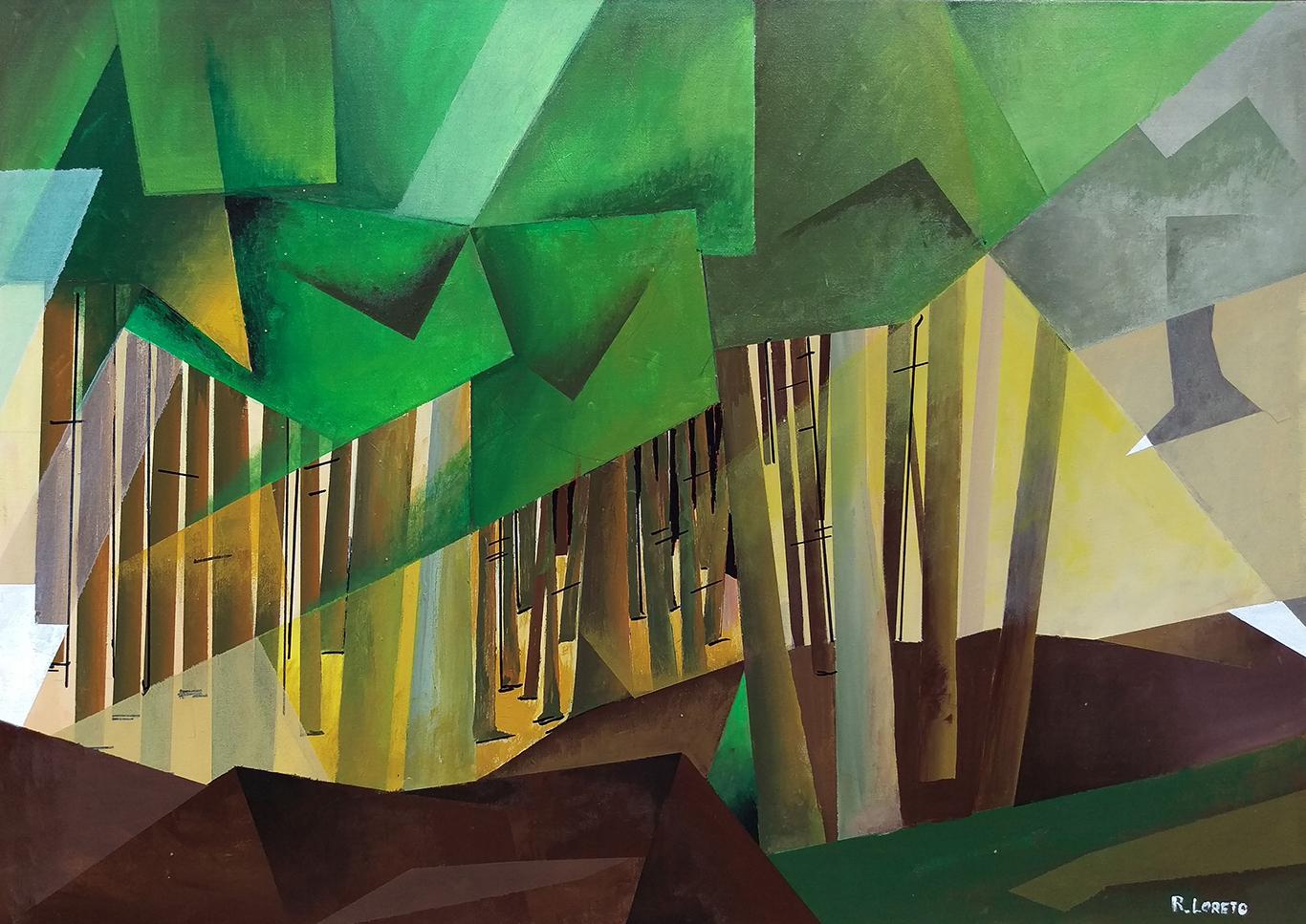Roberto Loreto, Foresta