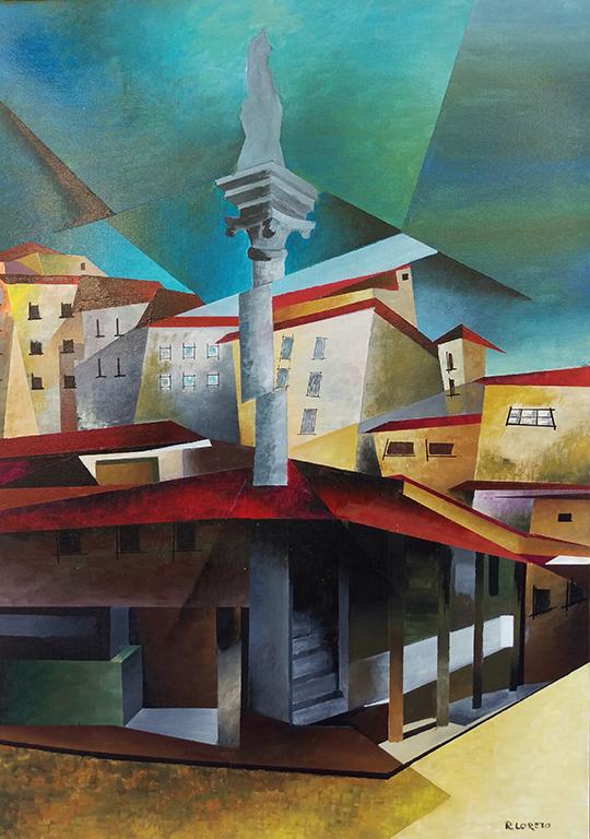 Roberto Loreto, Mercato Vecchio