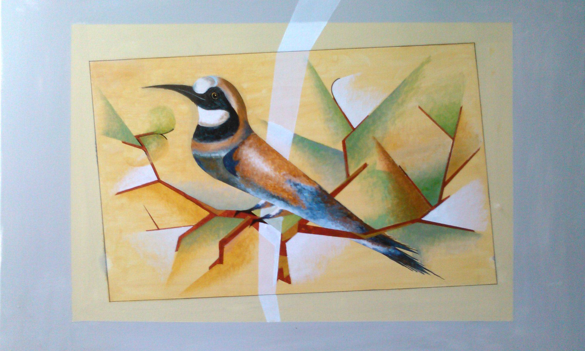 Roberto Loreto - Uccello